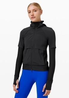 Lululemon Zoned In Jacket