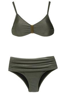 Lygia & Nanny Anne high rise bikini set