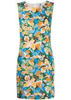 M Missoni abstract print dress