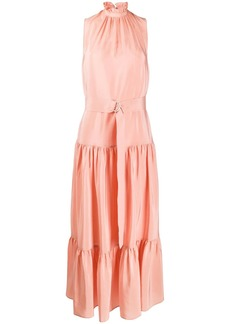 M Missoni crepe de chine maxi dress