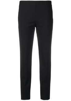 M Missoni cropped slim-fit trousers