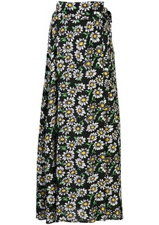 M Missoni daisy print skirt