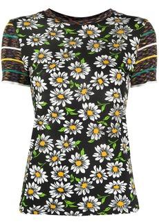 M Missoni daisy print T-shirt