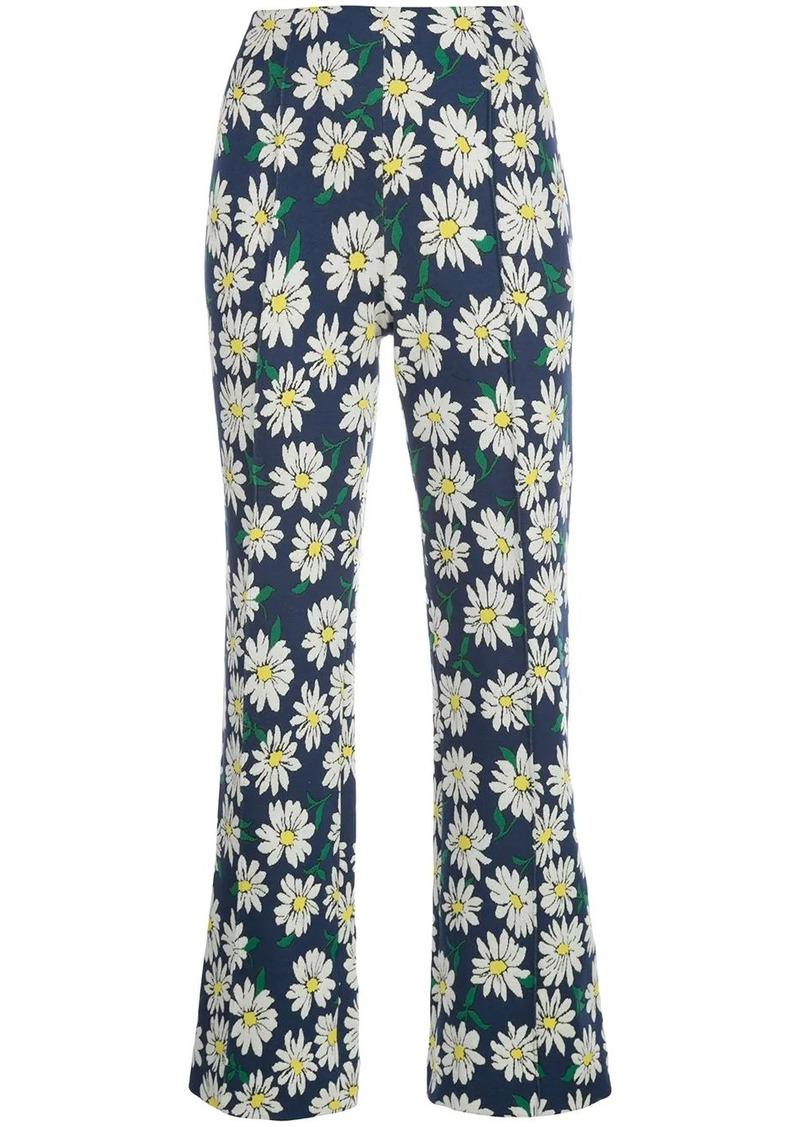 M Missoni daisy-print trousers