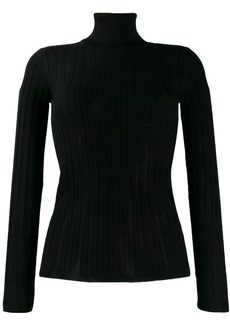 M Missoni fitted roll neck top