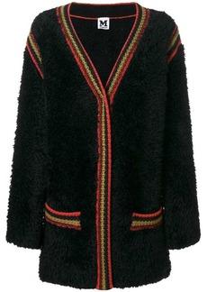 M Missoni furry cardi-coat