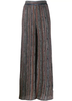 M Missoni glitter detail trousers