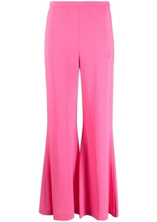 M Missoni high-waisted flared trousers