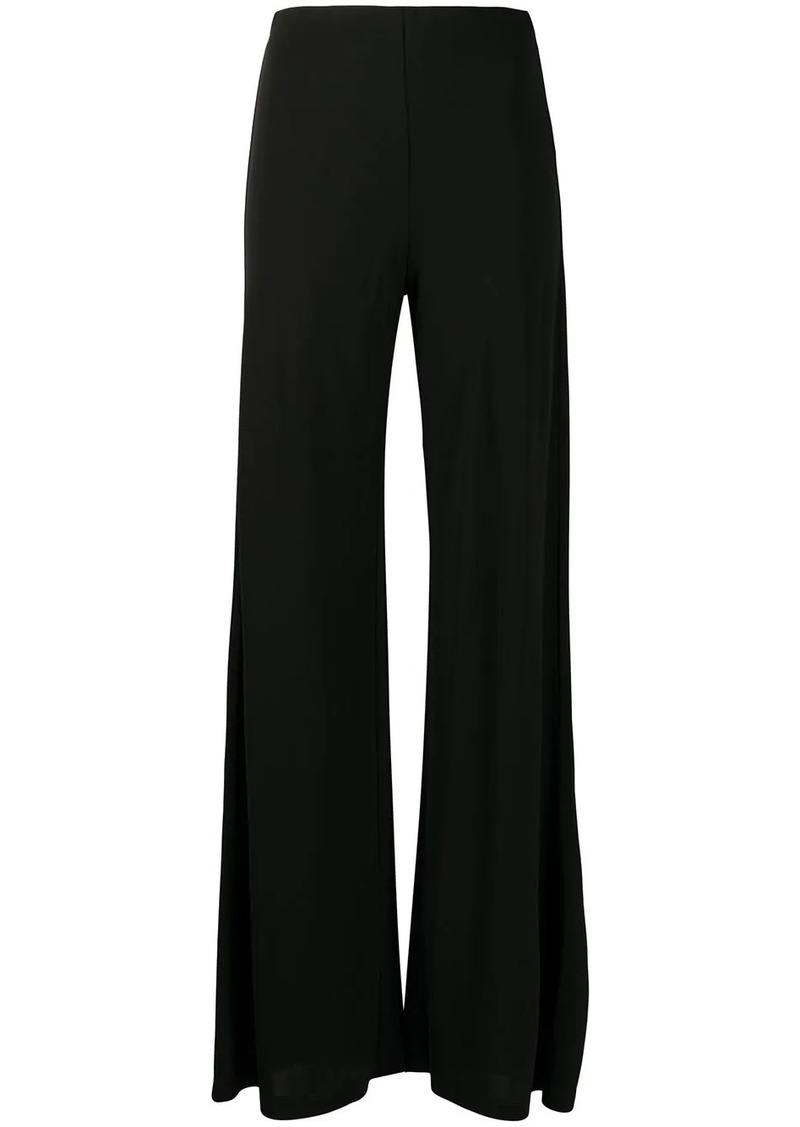 M Missoni high-waisted palazzo pants