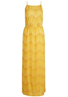 M Missoni Knit Dress with Metallic Thread