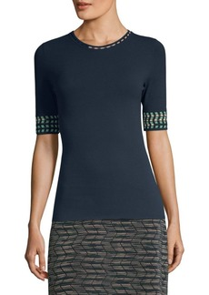 M Missoni Knit Top