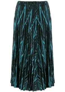 M Missoni knitted skirt