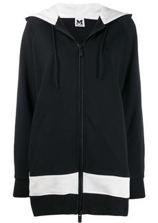 M Missoni logo hoodie