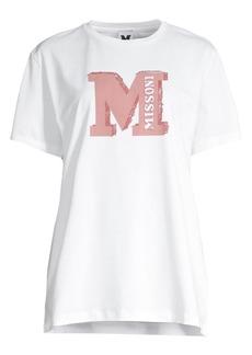 M Missoni Logo T-Shirt