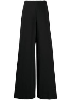 M Missoni long flared trousers