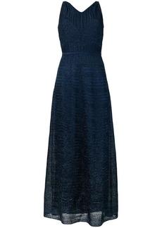 M Missoni long sleeveless dress