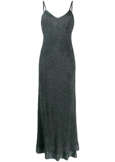M Missoni lurex knit maxi dress
