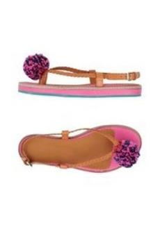M MISSONI - Flip flops
