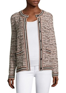 M Missoni Tweedy Knit Jacket