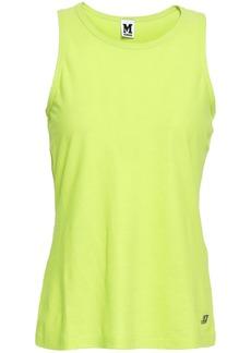 M Missoni Woman Cotton-jersey Tank Lime Green