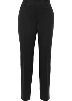 M Missoni Woman Twill Tapered Pants Black