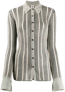 M Missoni metallic knit shirt
