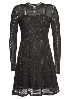 M Missoni Mini Dress with Sequins