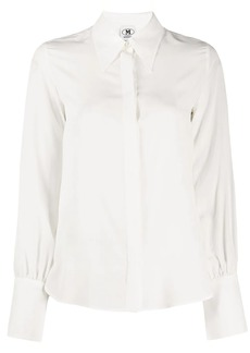 M Missoni pointed collar shirt