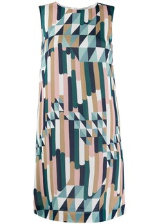 M Missoni printed midi dress