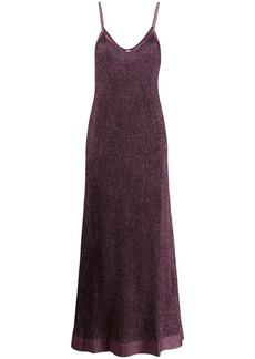 M Missoni ribbed long dress