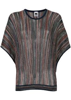 M Missoni shimmer knit jumper