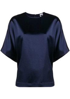 M Missoni short sleeved blouse