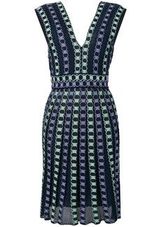 M Missoni short V-neck dress