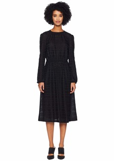 M Missoni Solid Lurex Jersey Dress