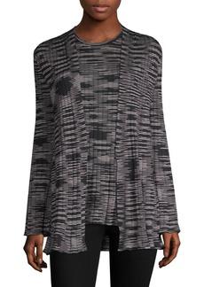 M Missoni Space Dye Knit Cardigan