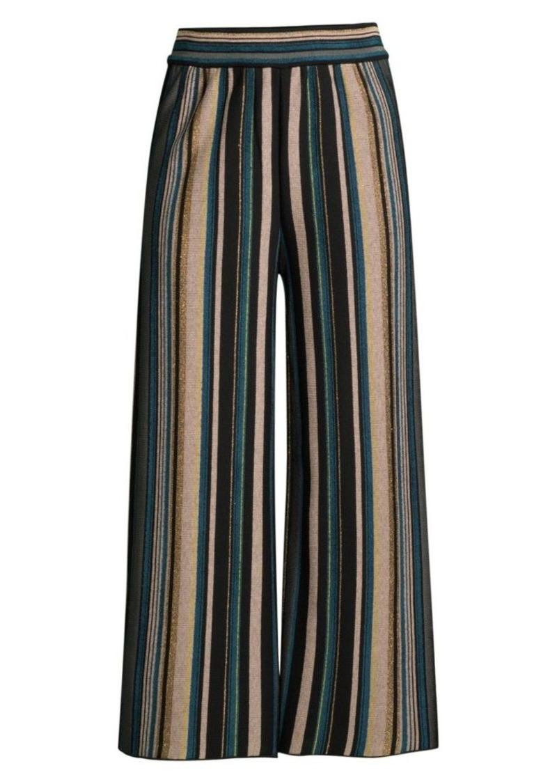 M Missoni Stripe Trousers