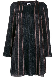 M Missoni striped knit dress
