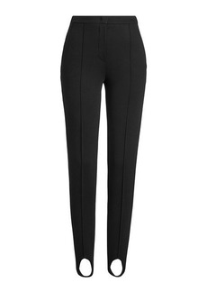 M Missoni Tailored Pants with Stirrup Detail