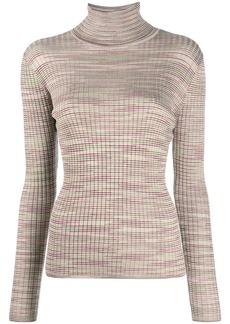M Missoni textured knit jumper