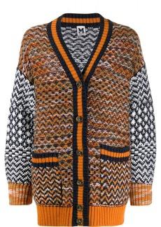 M Missoni woven coat