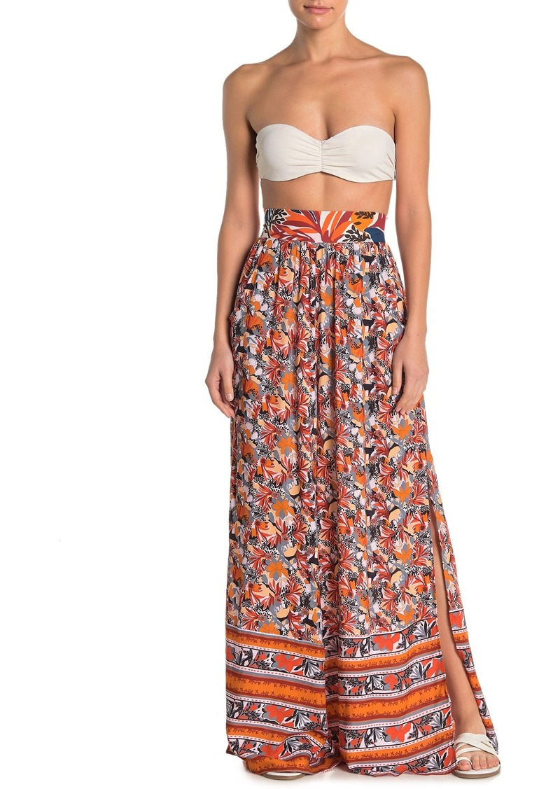 Maaji Compass Cay Wide Leg Pants