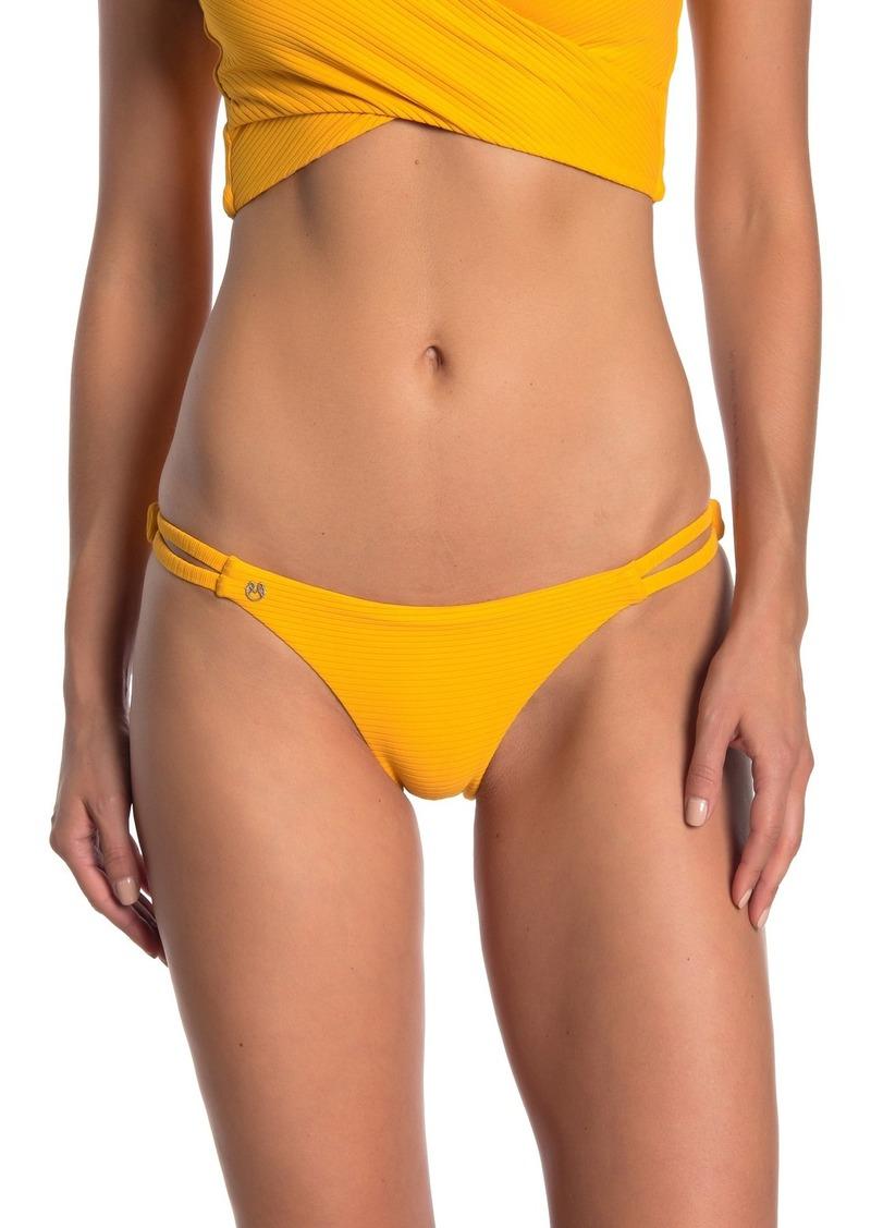 Maaji Farrah's Split Reversible Bikini Bottoms