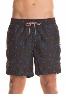 Maaji Men's Starry Sky Swim Trunks Sporty Shorts