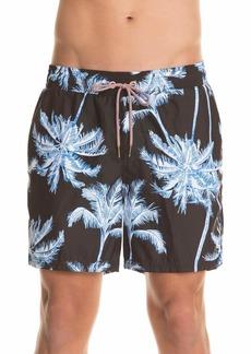 Maaji Men's Palm Spring Swim Trunks Sporty Shorts