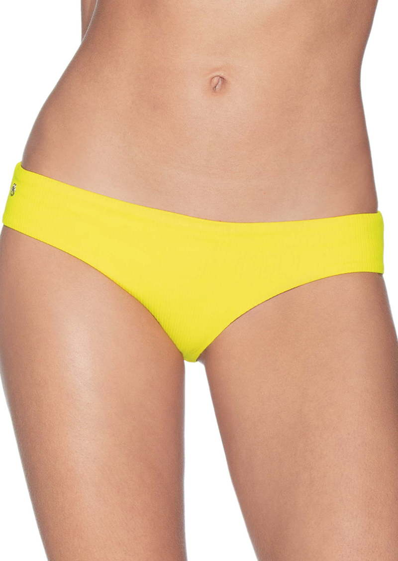 Maaji Sublime Texture Signature Cut Reversible Bikini Bottoms
