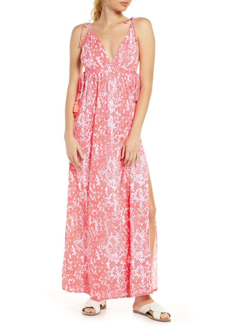Maaji Summer Girl Maxi Cover-Up Dress