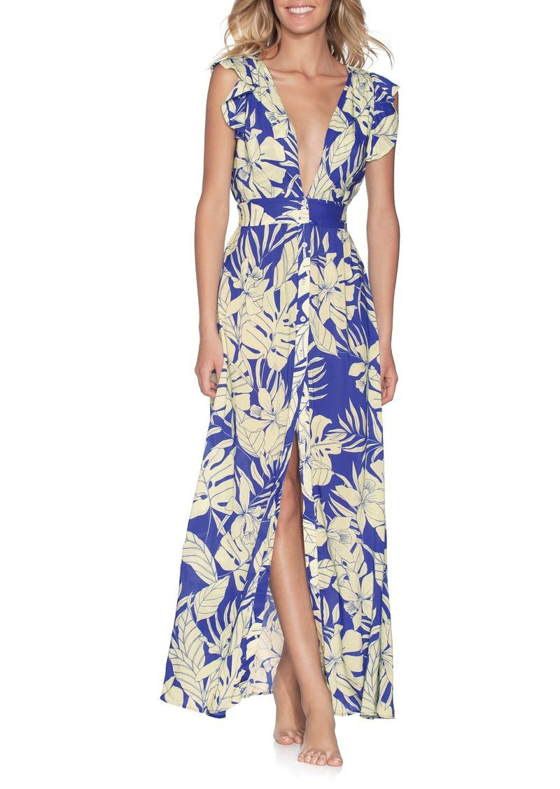 Maaji Wildest Dream Cover-Up Maxi Dress