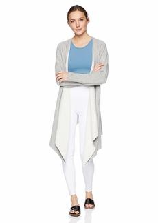 Maaji Women's Breeze Solid Long Sleeve Layer Wrap Top