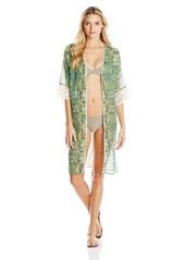 Maaji Women's Cacti Road Kimono Cover up