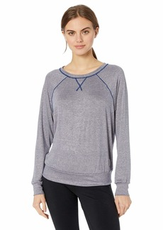 Maaji Women's Crewneck Long Sleeve Shirt